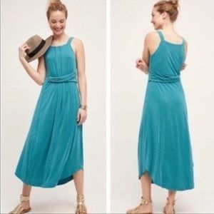 Anthropologie Maeve Azores Maxi Dress Medium